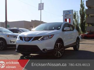 Used 2019 Nissan Qashqai SL l CPO l AWD l Leather l Roof l Nav for sale in Edmonton, AB