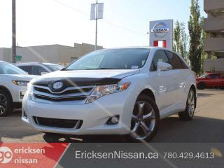 Used 2015 Toyota Venza XLE l AWD l Leather l Roof l NAV for sale in Edmonton, AB