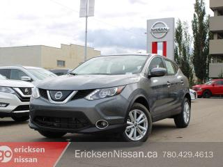 New 2019 Nissan Qashqai SV Heated Steering Wheel | Engine Remote | Sunroof for sale in Edmonton, AB