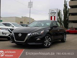 New 2020 Nissan Altima 2.5 S Heated Seats | Backup Camera | Engine Remote Starter for sale in Edmonton, AB