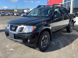Used 2019 Nissan Frontier PRO-4X 4x4 CrewCab Sunroof + Navi for sale in Campbell River, BC