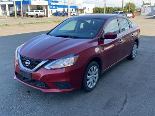 Used 2018 Nissan Sentra SV Heated Seats + Rear Cam for sale in Campbell River, BC