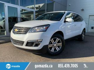 Used 2017 Chevrolet Traverse 2LT LEATHER NAV DVD VERY NICE for sale in Edmonton, AB