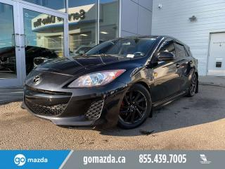 Used 2013 Mazda MAZDA3 GS-SKY SPORT SUNROOF HEATED SEATS POWER OPTIONS VERY NICE for sale in Edmonton, AB