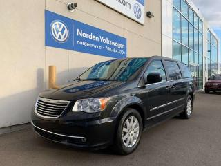 Used 2013 Chrysler Town & Country TOURING - PWR PKG + BACKUP CAM for sale in Edmonton, AB