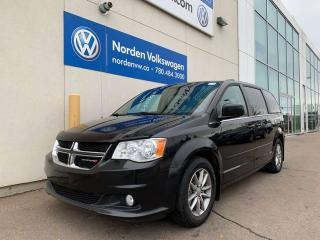 Used 2015 Dodge Grand Caravan SXT PREMIUM PLUS - LEATHER / LOADED for sale in Edmonton, AB