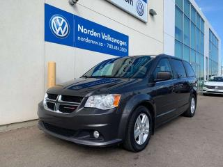 Used 2016 Dodge Grand Caravan SXT Premium Plus for sale in Edmonton, AB