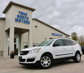 Used 2016 Chevrolet Traverse LS AWD for sale in Selkirk, MB