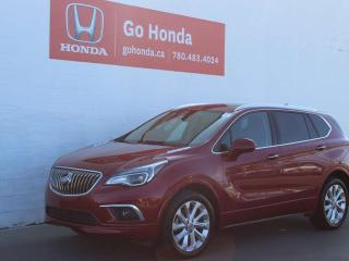 Used 2016 Buick Envision PREMIUM II, TWO, LOADED for sale in Edmonton, AB