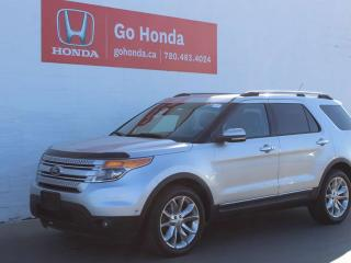Used 2013 Ford Explorer LIMITED, 4WD for sale in Edmonton, AB