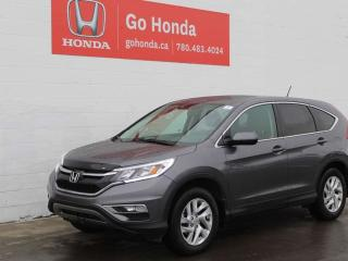 Used 2015 Honda CR-V EX, AWD for sale in Edmonton, AB