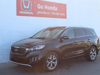Used 2018 Kia Sorento SX TURBO, AWD LOADED for sale in Edmonton, AB