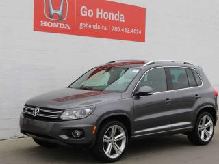 Used 2013 Volkswagen Tiguan Highline, R-LINE, TECH for sale in Edmonton, AB