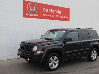 Used 2014 Jeep Patriot North 4WD for sale in Edmonton, AB