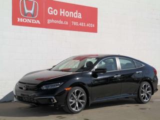 Used 2019 Honda Civic Sedan TOUR for sale in Edmonton, AB