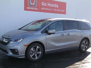 New 2020 Honda Odyssey EX for sale in Edmonton, AB