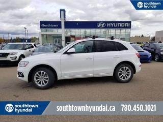 Used 2014 Audi Q5 TECHNIK 2.0L AWD/PANO SUNROOF/BACK UP CAM for sale in Edmonton, AB