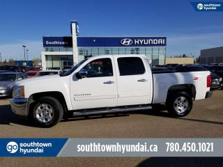 Used 2013 Chevrolet Silverado 1500 LT 4X4/POWER OPTIONS/CRUISE CONTROL for sale in Edmonton, AB