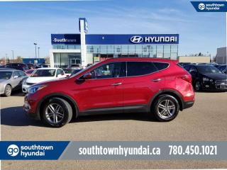 Used 2017 Hyundai Santa Fe Sport SE/BLIND SPOT/BACK UP CAM/HEATED SEATS/ for sale in Edmonton, AB