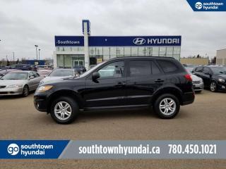 Used 2010 Hyundai Santa Fe GL/AWD/BLUETOOTH/POWER OPTIONS for sale in Edmonton, AB