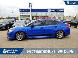 Used 2017 Subaru WRX BACK UP CAM/HEATED SEATS/BLUETOOTH for sale in Edmonton, AB