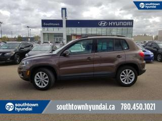 Used 2015 Volkswagen Tiguan AWD/PANO SUNROOF/BACK UP CAM/HEATED SEATS for sale in Edmonton, AB