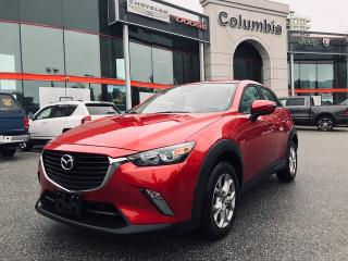 Used 2018 Mazda CX-3 Touring - Local / Accident Free / Nav / No Dealer Fees for sale in Richmond, BC