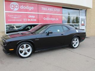 Used 2010 Dodge Challenger RT for sale in Edmonton, AB
