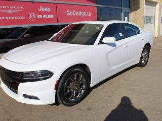 Used 2017 Dodge Charger SXT AWD / SUNROOF for sale in Edmonton, AB