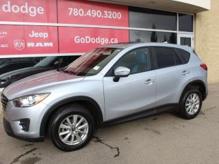Used 2016 Mazda CX-5 AWD / LEATHER / SUNROOF for sale in Edmonton, AB