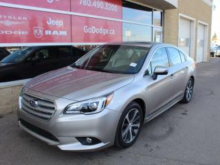 Used 2016 Subaru Legacy LIMITED for sale in Edmonton, AB