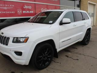 Used 2015 Jeep Grand Cherokee Laredo for sale in Edmonton, AB