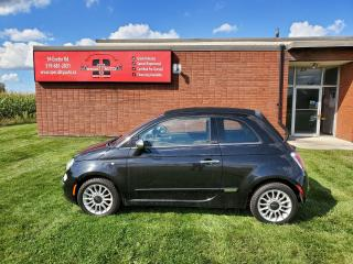 Used 2012 Fiat 500 Lounge for sale in London, ON