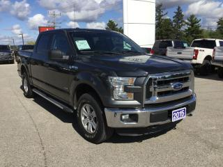 Used 2015 Ford F-150 XLT for sale in Harriston, ON