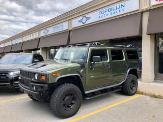 Used 2003 Hummer H2 Clean Accident History for sale in Vaughan, ON