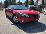 Photo of Red 2007 Pontiac Grand Prix