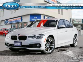 Used 2018 BMW 3 Series 330i xDrive for sale in Brantford, ON