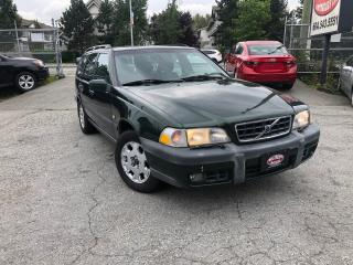 Used 1999 Volvo XC70 for sale in Surrey, BC