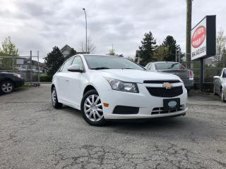 Used 2012 Chevrolet Cruze LT for sale in Surrey, BC