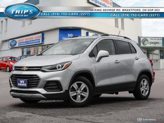 Used 2018 Chevrolet Trax LT for sale in Brantford, ON