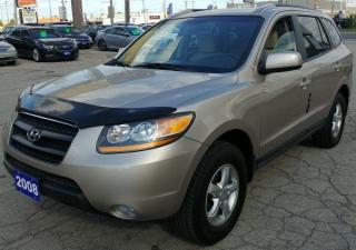 Used 2008 Hyundai Santa Fe GL 5-Pass for sale in Hamilton, ON