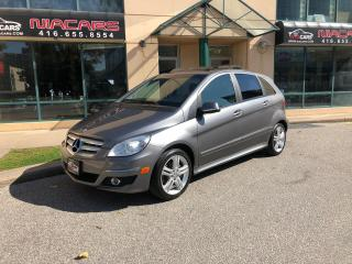 Used 2011 Mercedes-Benz B-Class B 200 for sale in North York, ON