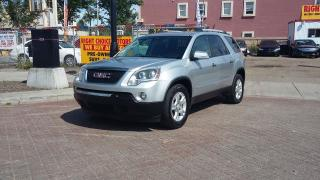 Used 2010 GMC Acadia SLE - DVD - 8 Passenger for sale in Edmonton, AB