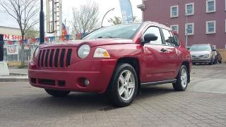 Used 2007 Jeep Compass Sport 4x4 - One Owner for sale in Edmonton, AB