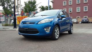 Used 2011 Ford Fiesta SES - 1.6 liter - One Owner for sale in Edmonton, AB