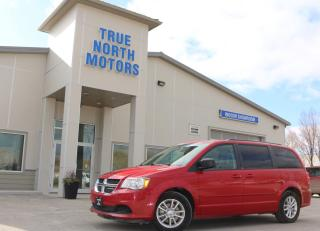 Used 2014 Dodge Grand Caravan SXT DVD BACK UP CAM for sale in Selkirk, MB