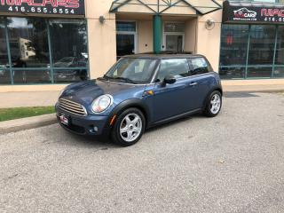 Used 2010 MINI Cooper CPE**SUNROOF**LEATHER** for sale in North York, ON