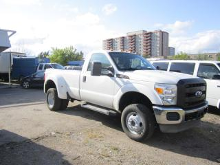 Used 2011 Ford F-350 duly 4x4 gas for sale in North York, ON