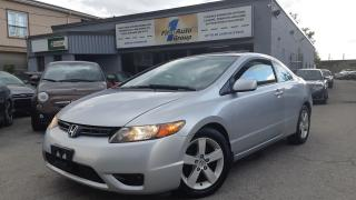 Used 2008 Honda Civic LX w/P-Moon for sale in Etobicoke, ON