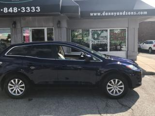 Used 2010 Mazda CX-7 GX for sale in Mississauga, ON